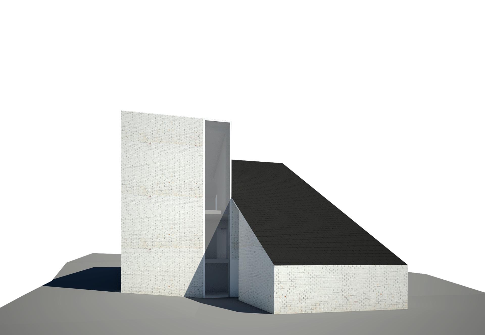 Woning g f sint genesius rode bruno vanbesien architects for G architecture massy